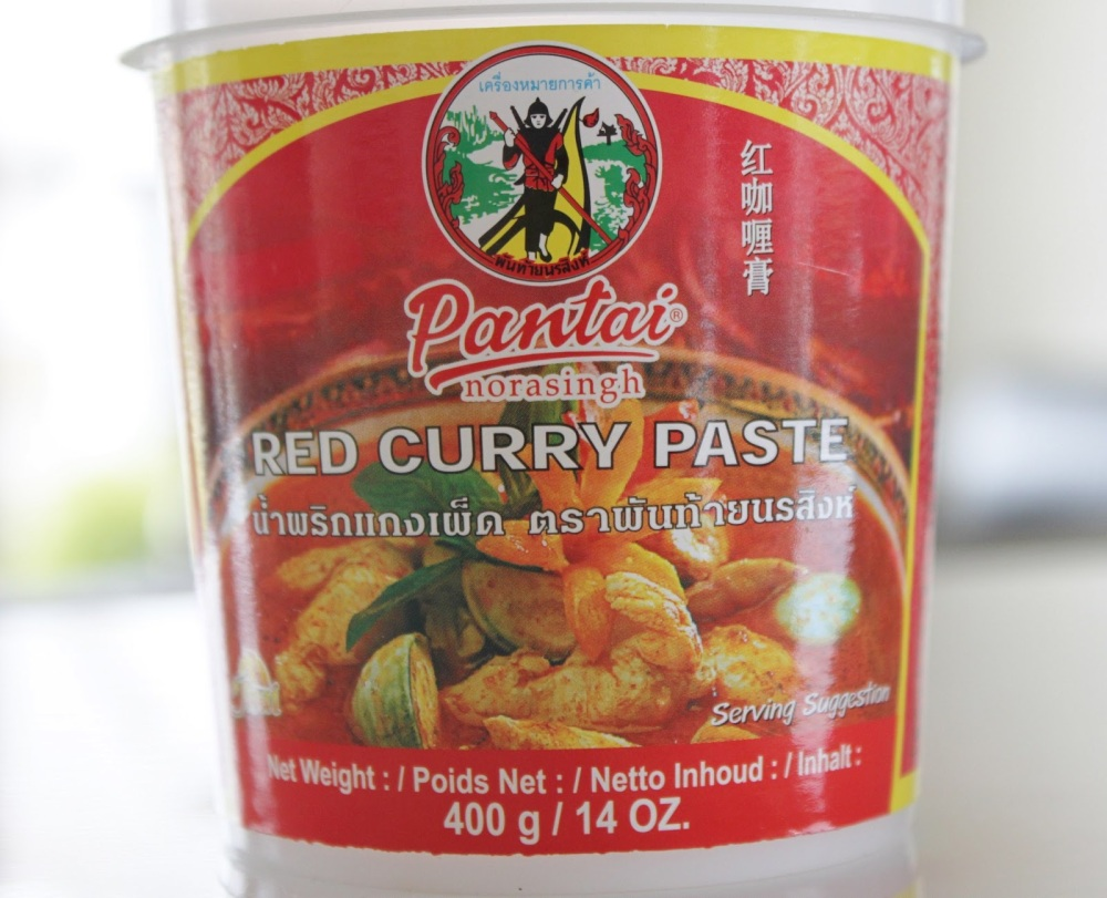 red-currypaste